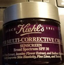 Kiehl Super Multi-Corrective Cream w/Spf 50ml ~ 1.7 Oz NEW Fresh Batch Exp 11/20