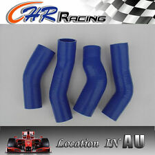 4pcs FOR Nissan 300ZX Fairlady Z32 1990-2000 turbo intercooler silicone hose