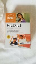 Gbc Heatseal Government Id Size Laminating Pouches 100 Pack 5mil