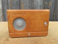 GRUNDIG YB- P 2000 FA PORSCHE POSTE RADIO TRANSISTOR ANCIEN VINTAGE PORTABLE
