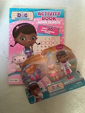 Doc McStuffins Gift Set Doc Doll with Lambie and Activity Book