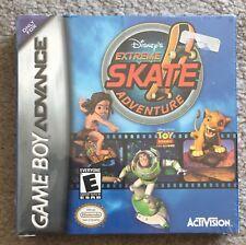 Disney's Extreme Skate Adventure (Nintendo Game Boy Advance, 2003)