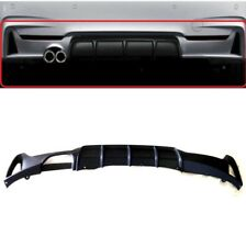 Genuine BMW M Performance Rear Diffuser Black 4 Series PN 51192334543 UK