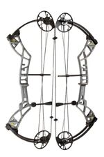 "Kinetic Mirage Compound Bow 31"" Axle to Axle 24-30"" Draw 30-55 Draw Weight Right"