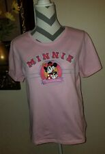 Minnie Walt Disney women shirt size L