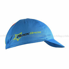 RockBros World Champion Pro Team Cycling Cap Hat Sunhat Suncap Blue