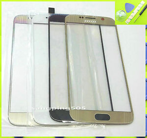 E- For Samsung Galaxy S7 GM-G930 Front Outer Screen Glass Lens