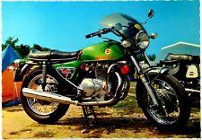 Cartolina Moto Benelli 650 Tornado 2 Cil. Non Viaggiata