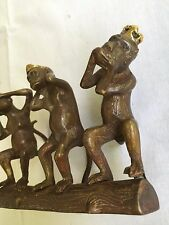 See No Evil Hear No Evil Speak No Evil Bronze Monkeys