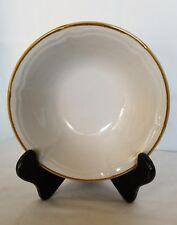 """Vintage Design Two Stoneware 6 9/16"""" Ferndale Floral 1522 CEREAL SOUP BOWL L@@K"""