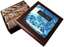 Momotombo-Boîte de Chocolats Noire-Chia,Lin,Sésame et Noix de Coco-90gr