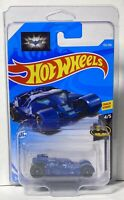 2017 Hot Wheels Batman 4/5 The Dark Knight Batmobile 153/250 MATTEL 1:64 Scale