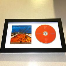 RED HOT CHILI PEPPERS GROUP signed autographed FRAMED CALIFORNICATION CD COA
