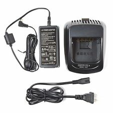 Rapid Charger KSC-32 For Kenwood TK2180 TK3180 NX210 TK-5310 Portable Radio