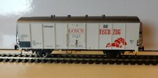 Brawa Kühlwagen UIC DB Gosch Ep IV  Spur 0 2-Leiter NEU und OVP