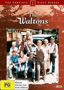 The Waltons : Season 1 DVD BRAND NEW SEALED 🎬🎬