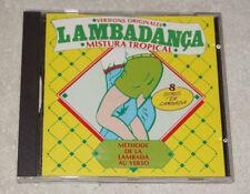 CD : Lambadanca Mistura Tropical 1989 Made in France