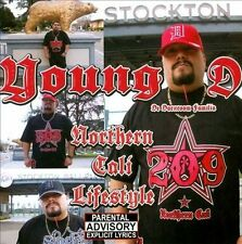 Young D: Northern Cali Lifestyle  Audio CD