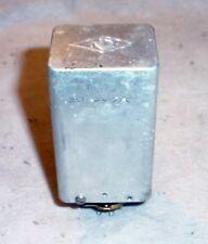 National Nc 22-24.7kc band pass filter - plug in