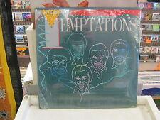 TEMPTATIONS Back To Basics vinyl LP 1981 Gordy Records SEALED