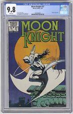 Moon Knight #27 CGC 9.8 HIGH GRADE Marvel Comic Frank Miller Cover, Kingpin App