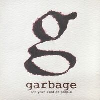 Garbage CD Not Your Kind Of People - Europe (M/M)