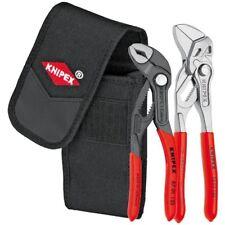 Knipex 00 20 72 V01 Mini Pliers Belt Pouch Set, 2 Piece
