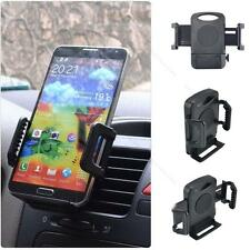 Universal Car Air Vent Mounts Cradle Holder Stand #B For Smart Mobile Phone GPS