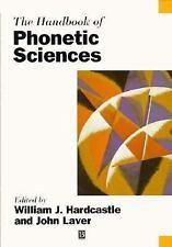 Handbook of Phonetic Sciences (Blackwell Handbooks in Linguistics)-ExLibrary