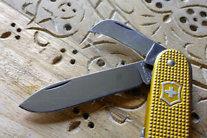Victorinox alox gold rancher Bugnard | couteau suisse knife messer sak NO RESERV
