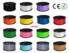 Filament 3D Imprimante  PLA 1,75 mm 1 kg Ce-RoHs Filament - Transparent (PLA175TRA)