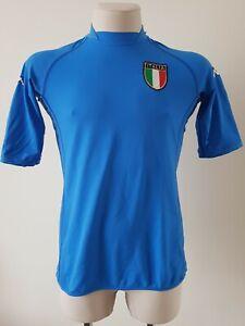 Italy 2002 - 2004 Home football shirt kappa size M