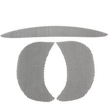 Diamond Mesh Fairing Top & Side Vent Screen Grill For Harley Road Glide 15-18