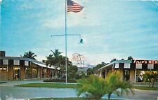 Fort Lauderdale Florida~Bahia Mar Yacht Basin Stores~Mannequins~1972 Postcard