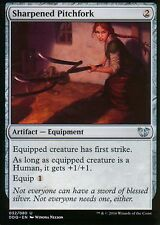 4x sharpened Pitchfork | nm/m | Blessed vs. Cursed | Magic mtg