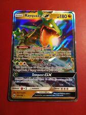 Rayquaza GX 109/168 Celestial Storm - Ultra Rare Near Mint Pokemon Card