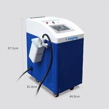 200W fiber laser metal clean machine Laser rust removal Laser decontamination