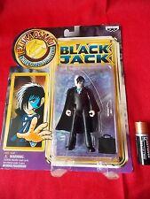 "NEW! BLACK JACK / Osamu Tezuka / BANPRESTO FIGURE 3.5""  9cm / UK DESPATCH"