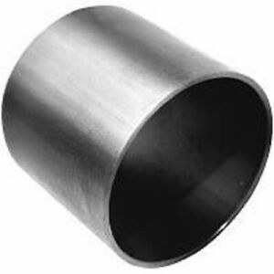 """Stainless Steel Round Tubing 8"""" x .120 (1/8"""") x 8"""" (3H2)"""