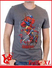 "DEADPOOL Family T-shirt tshirt Marvel Large # NEUF # Taille "" XL """