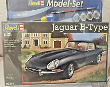 Revell Auto Pkw 07291 Jaguar E-Type 1:25 in OVP! Ein Klassiker!