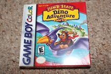Jump Start Dino Adventure Field Trip (Nintendo Game Boy Advance GBA) NEW Sealed
