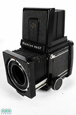 Mamiya RB67 Professional Camera Body with waist level