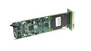 Evertz 7700R16x16-HD 16x16 3G/HD/SD Modular Router Board + Backplane