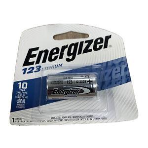 6 Pack of Energizer EL123APBP 3V Lithium Batteries 12-29 Exp. Date