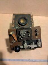 More details for  vintage morse code machine. in original box ww1