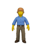 NECA The Simpsons 25th Anniversary Series 2 Mark Hamill Action Figure 5""