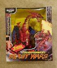 Transformers Beast Wars Transmetals 2 Megatron Dragon Action Figure MIB