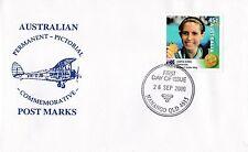Permanent Commerative Pictorial Postmark - Nanango 28 Sep 2000 - 45c