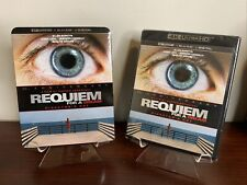 Requiem For A Dream (4K Uhd+Blu-ray+Digital+Slipc over) Factory Sealed